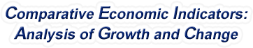 Nevada - Comparative Economic Indicators: Analysis of Growth and Change, 1969-2016