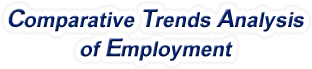 Nevada - Comparative Trends Analysis of Total Employment, 1969-2016